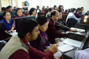 Workshop on Content Management System & Library Software applications 2016